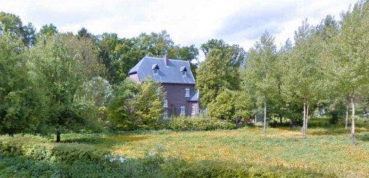 Ancien couvent du château d'Hex à Tongres