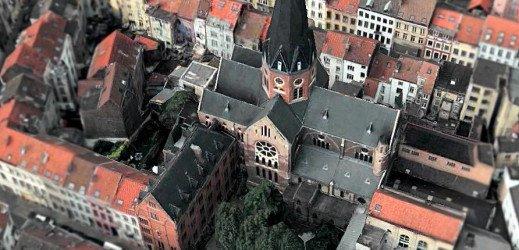 Eglise Saint Antoine de Padoue (Sint Antoniuskerk)