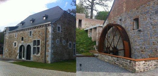 Moulin de l'Abbaye Paix Dieu